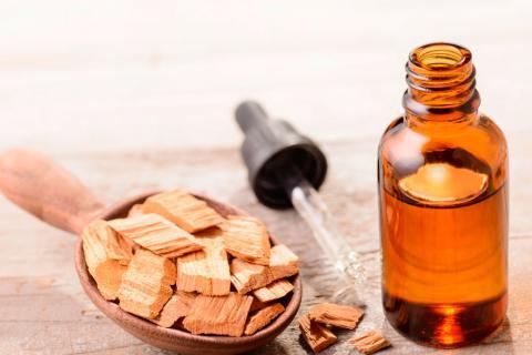 sándalo aromaterapia