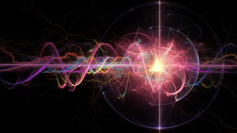 física cuántica campo cuántico