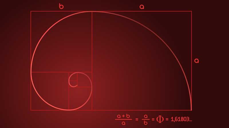 número áureo geometría sagrada