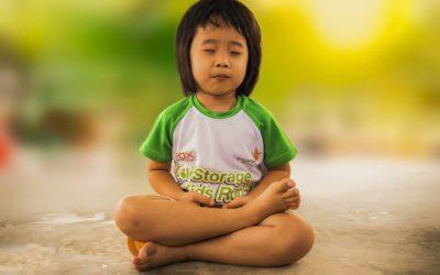 Mindfulness para niños: los beneficios de meditar al alcance de los niños