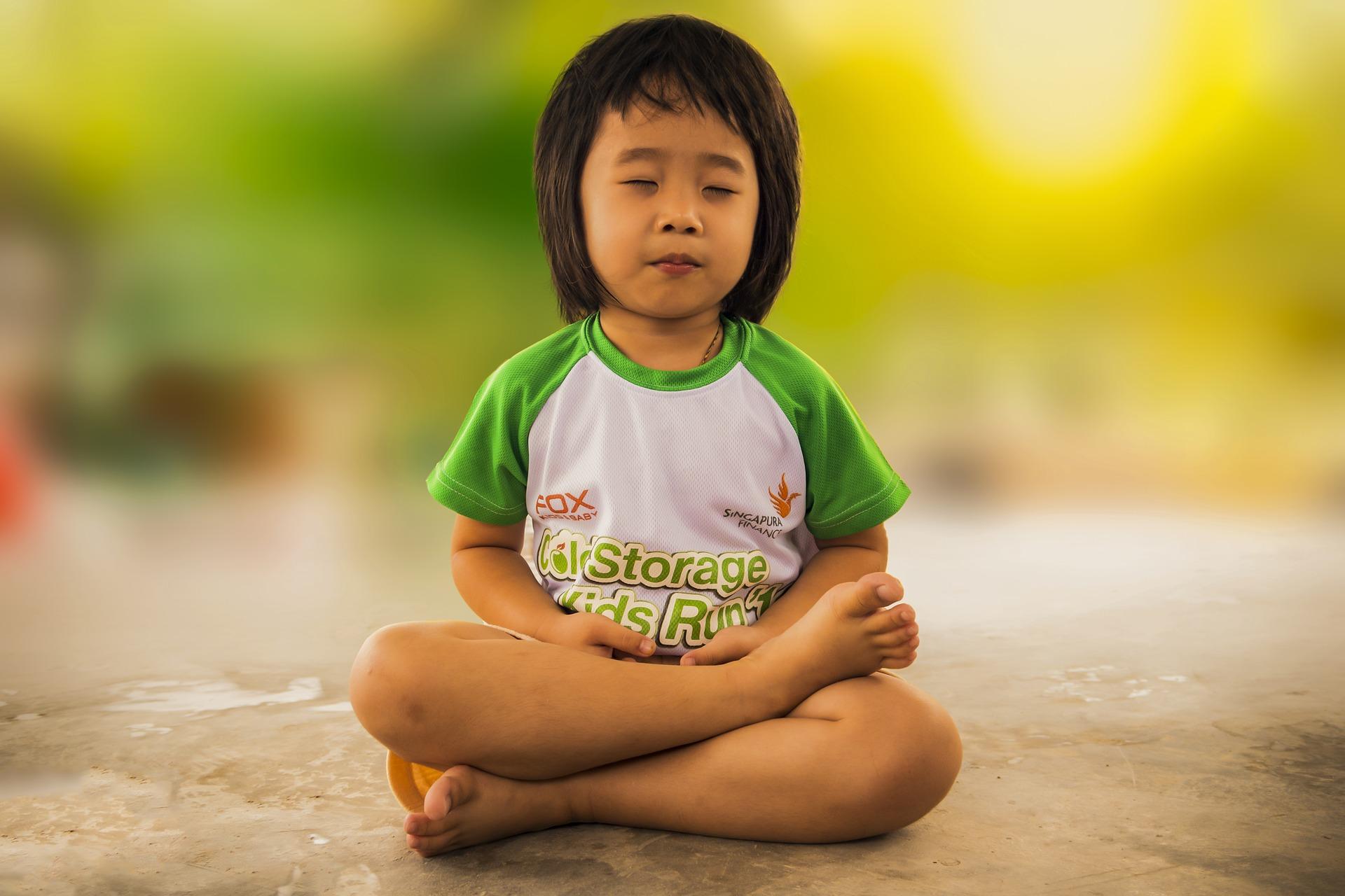 mindfulness niño