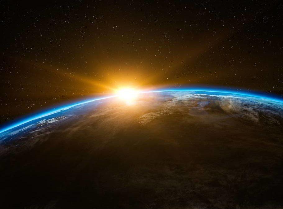 Campos energéticos de la tierra