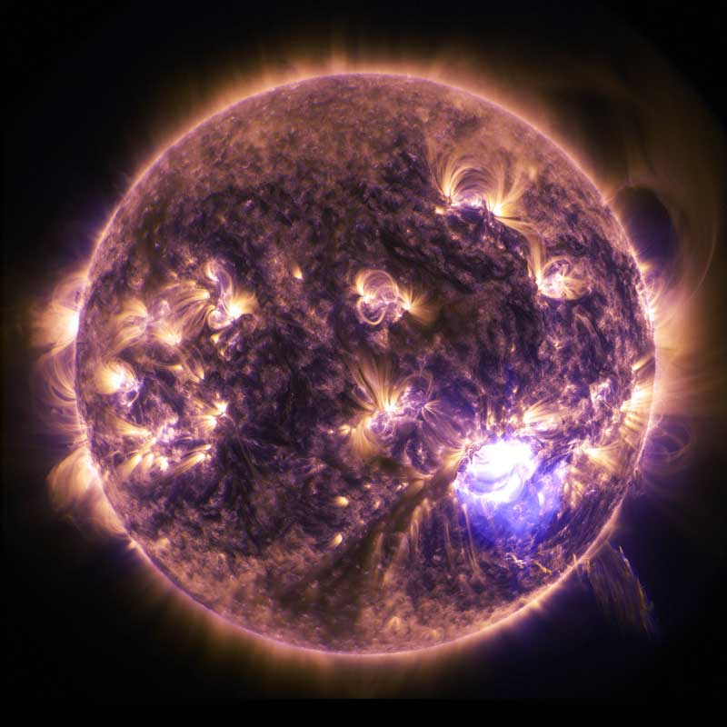 energía electromagnetismo