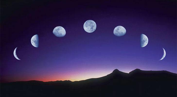 Fases lunares: ¿cómo nos afectan?