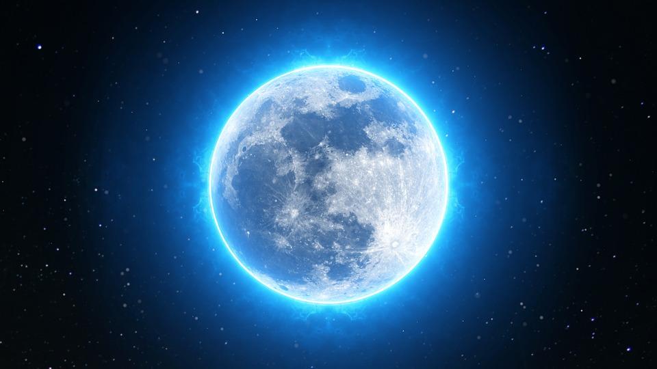 Luna vibraciones