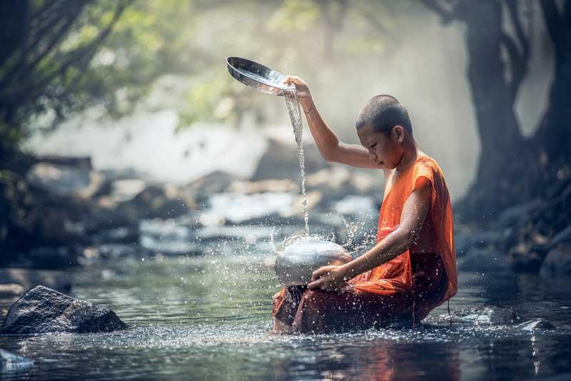 meditación vispassana
