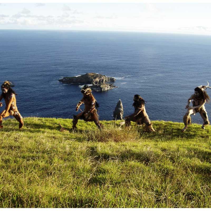 rapanui isla de pascua