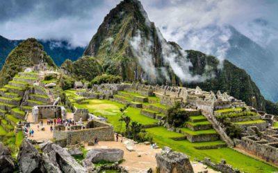La energía de Machu Pichu