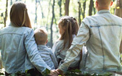 Beneficios de meditar en familia