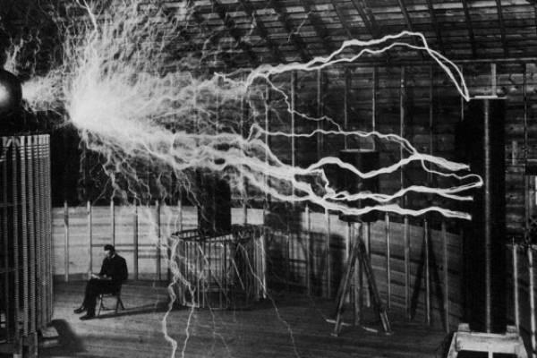 nikola tesla electricidad