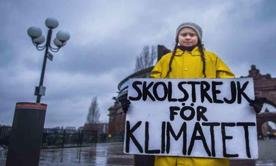 Cambio climático, nivel de conciencia y energías