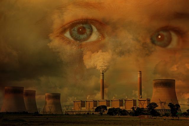 calentamiento global polución