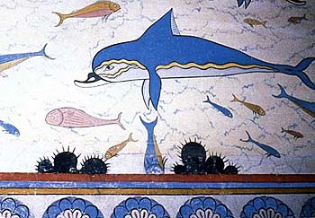 delfines knosos