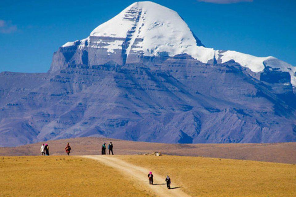 Monte Kalaish peregrinación