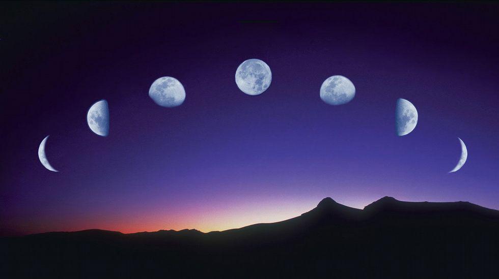 ciclos lunares