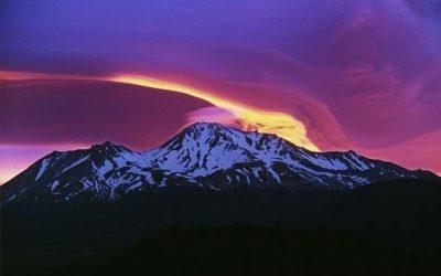 El monte Shasta