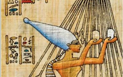 Akenatón y la cosmogonía egipcia