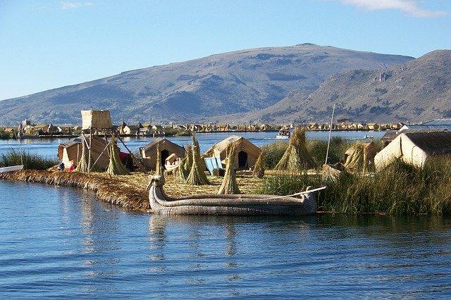 Lago titicaca uros