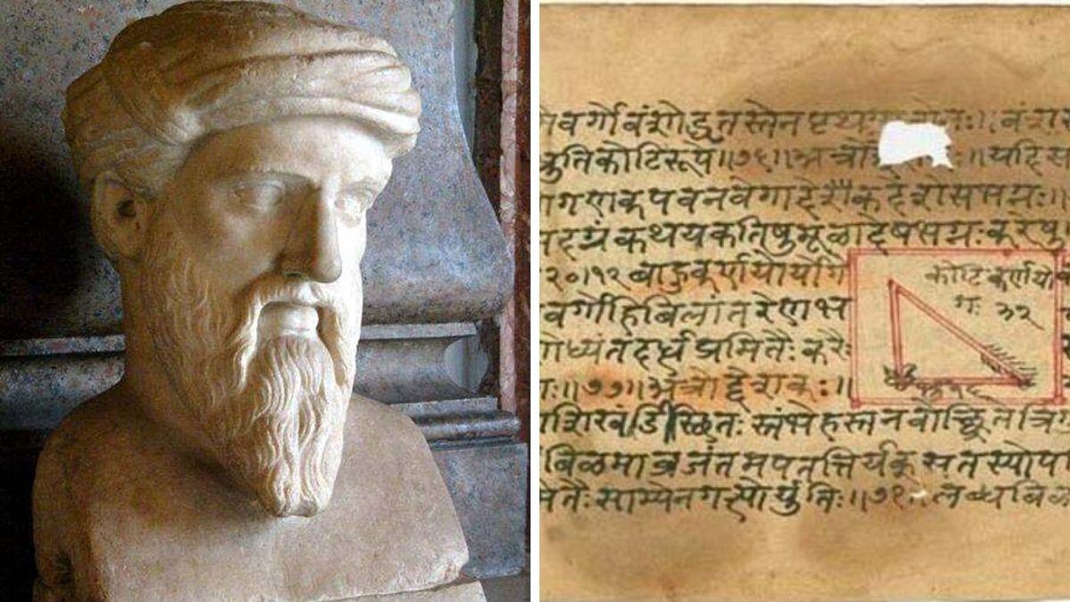 holismo en la filosofía griega pitágoras