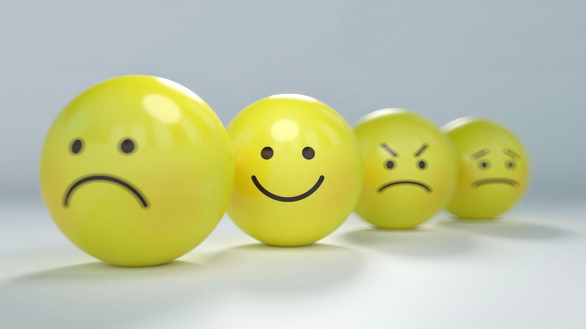 felicidad emociones