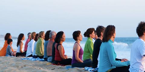 La meditación grupal como ayuda a los demás