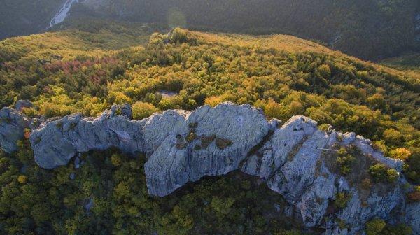 El santuario Belintash en Bulgaria