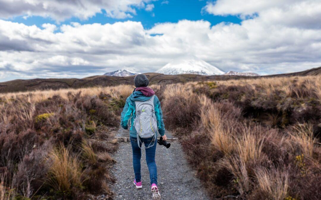 Caminatas conscientes y bienestar general
