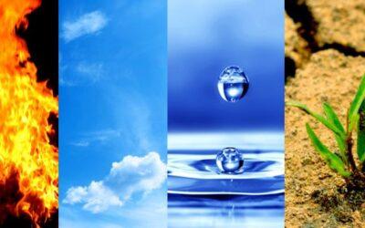 Los elementos de la naturaleza y las energías