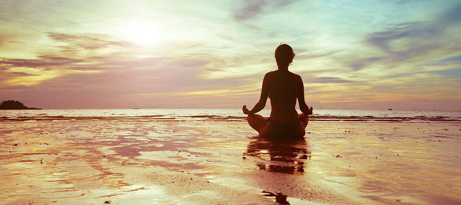 elementos de la naturaleza meditación
