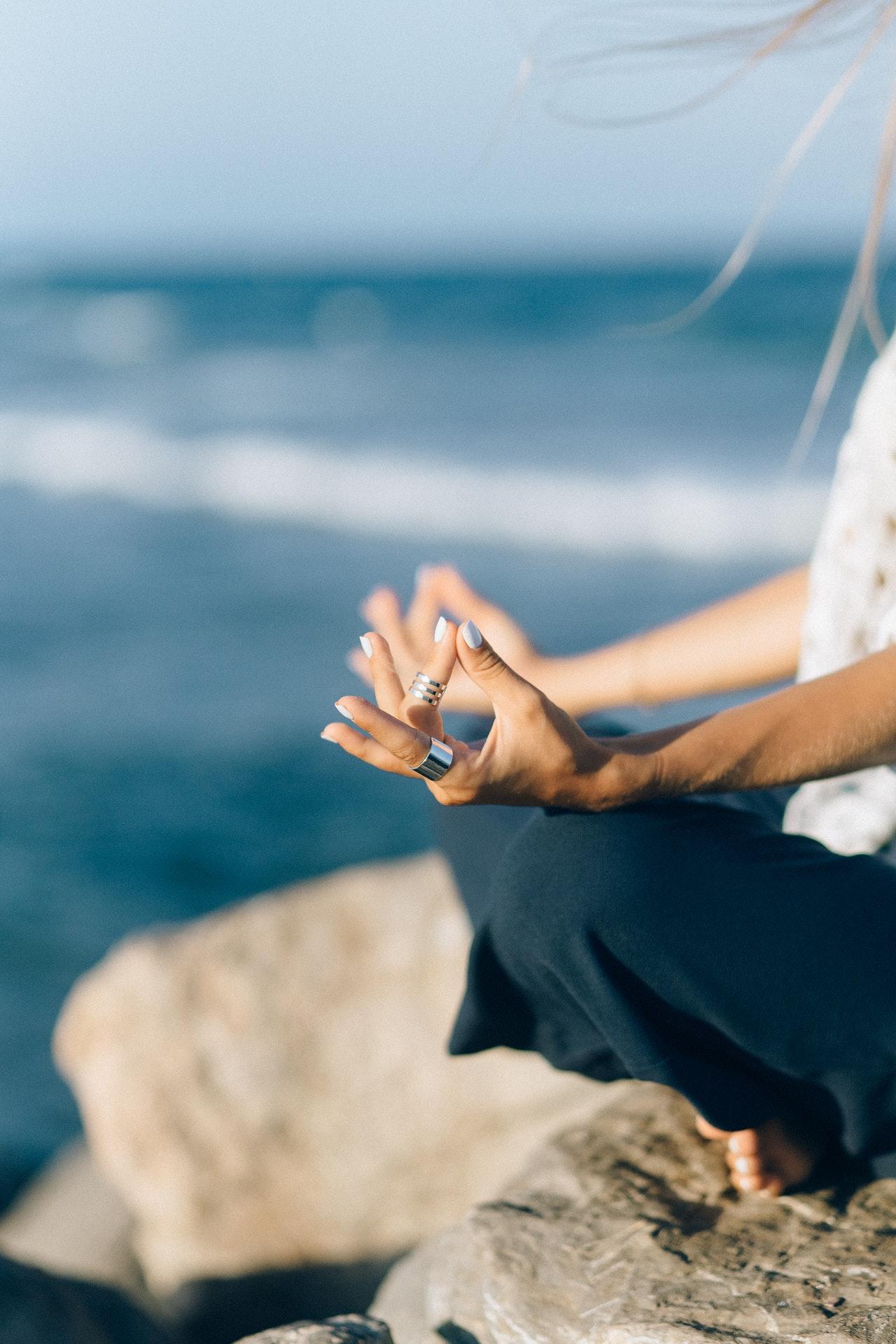 meditación y glándula pineal