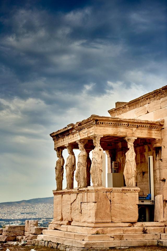 geometría sagrada en la antigua Grecia
